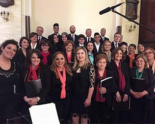 Concerto Polifonico Coro Cantare Giovane