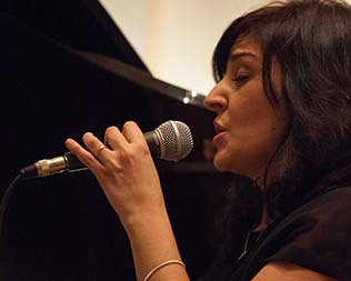 Nelly Creazzo meets La Tavernetta Jazz Club