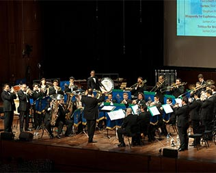 Messina Brass Band [Melicucco]