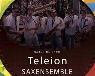 Teleion Sax Ensemble
