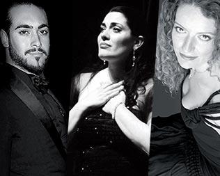 Trio Corvino, Tanzillo, Volpe