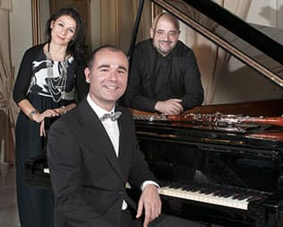 ArmoniEnsemble Piano Trio