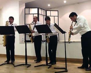 Aida Saxophone Quartet
