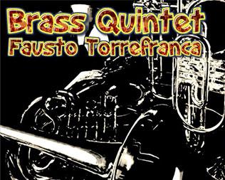 Brass Quintet & Percussion Fausto Torrefranca