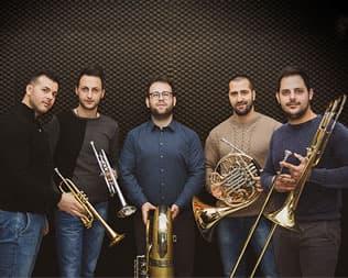 Calabrottoni Quintet