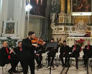 Coro di Clarinetti Fausto Torrefranca