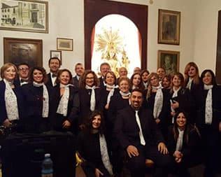 Coro polifonico Singing Cluster e Piccolo Coro Carillon