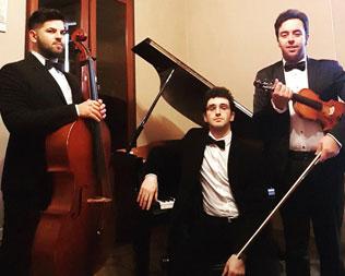 Dionysius Piano Trio