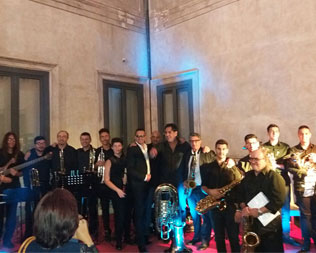 Donizetti Youth Jazz Ensemble