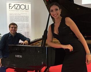 Duo Giulia Alletto & Michele Campo