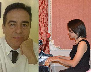 Duo Giancarlo Argirò & Mariantonietta Lombardo