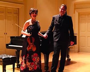 Duo Emy Bernecoli & Elia Andrea Corazza