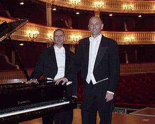 Duo Alberto Cesaraccio & Maurizio Barboro