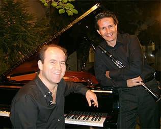 Duo Giambattista Ciliberti – Piero Rotolo