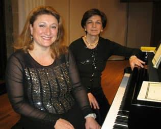 Duo Aurora Cogliandro & Rosabianca Rachel