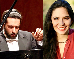Duo Antonia e Francesco Comito