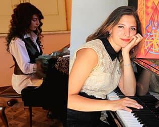 Duo Federica De Santis & Letizia Sansalone