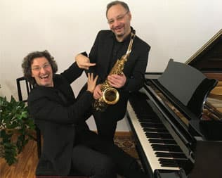 Duo Gaetano Di Bacco & Giuliano Mazzoccante