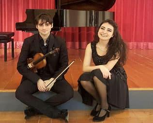 Duo Nicola Marvulli & Tiziana Columbro