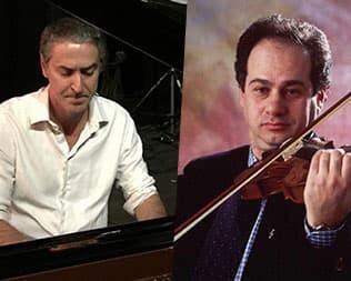 Duo Sergio Messina & Riccardo Sandiford
