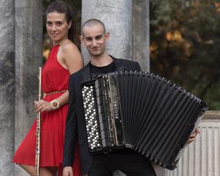 Duo Giancarlo Palena & Sarah Rulli