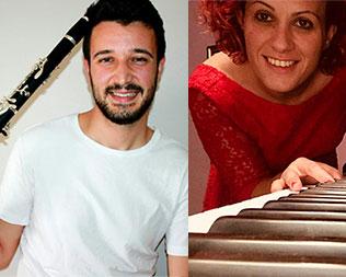 Duo Pasquale Pecora & Valentina Occhiuzzi