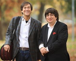 Duo Guido Rimonda – Ramin Bahrami