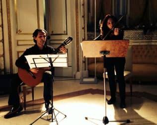 Duo Vittorio Viscomi & Anna Russo
