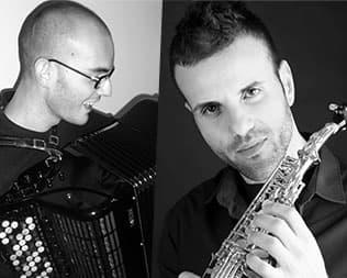 Duo Francesco Scordamaglia & Luca Colantonio