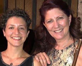 Duo Luisa Sello & Aurora Sabia