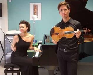 Duo Emanuela Stillitano & Francesco Pagnotta