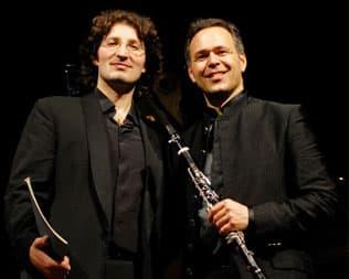 Duo Antonio Tinelli & Giuliano Mazzoccante