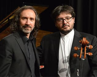 Duo Roberto Trainini & Cristiano Burato