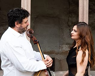 Duo Roberto Trainini & Stella Pontoriero