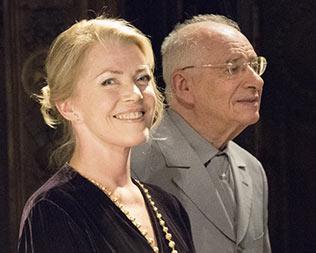 Duo Lorna Windsor & Antonio Ballista