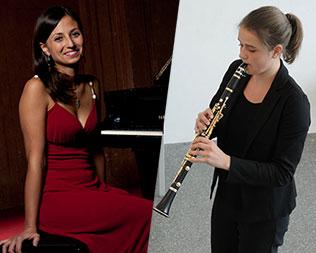 Duo Sophie Pardatscher & Barbara Panzarella
