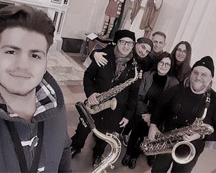 Filagramma Jazz Sextet