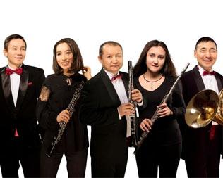 Kazakh Wind Quintet & Fiorenzo Pascalucci