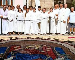 La Schola Cantorum Madonna del Rosario
