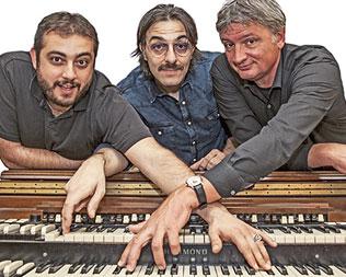 Max Ionata Hammond Trio