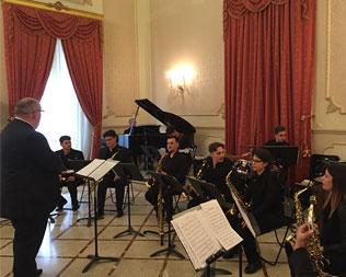 New Saxophone Orchestra