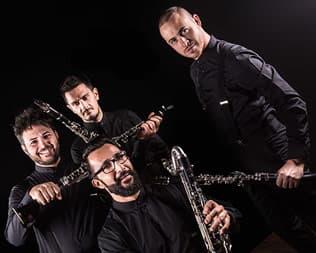 Nigun Clarinet Quartet