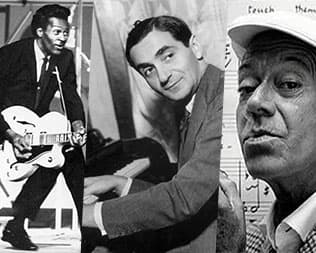 Omaggio a Gershwin, Porter, Richards e dintorni