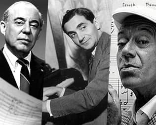 Omaggio a Gershwin, Porter, Rodgers e dintorni