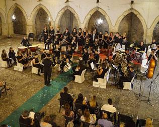 """Orchestra di Fiati """"Giacomo Puccini"""" Città di Crosia"""