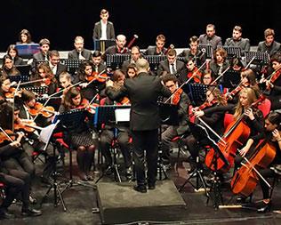 Orchestra Sinfonica Giovanile della Calabria & Coro Cantare Giovane