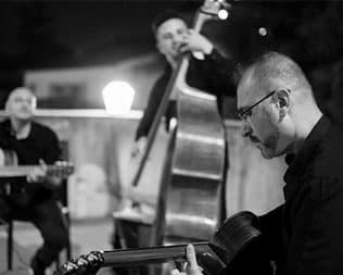 Paolo Viscardi Gypsy Jazz Trio