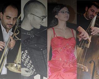 Tangata Quartet