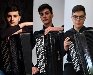 Trio Chieffallo, Corsaro, Raso