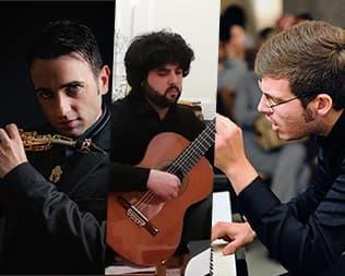 Trio Sanzone, Barbaria, Campo
